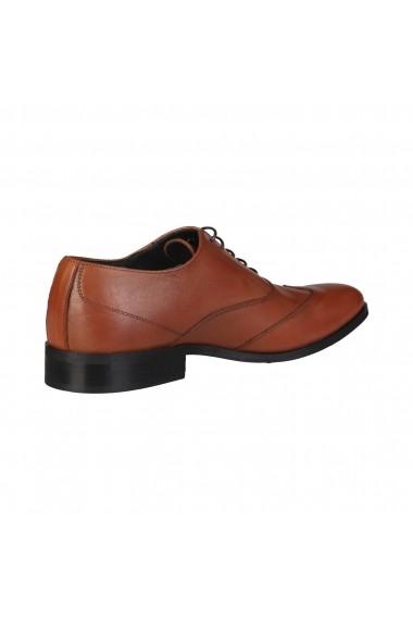 Pantofi Made in Italia ISAIE_CUOIO maro