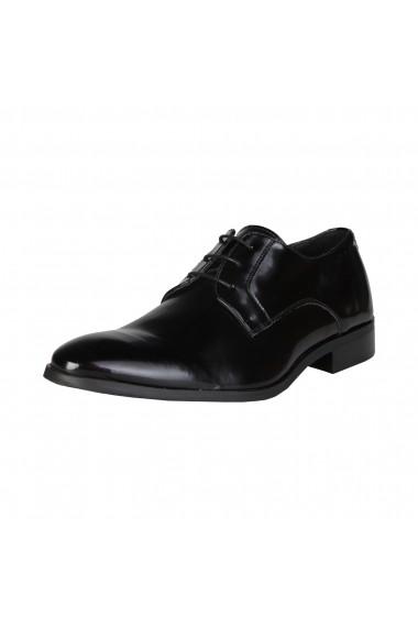 Pantofi Made in Italia FLORENT_VERNICE_NERO negru