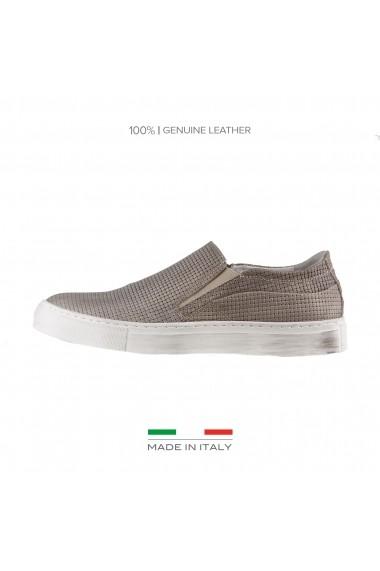 Espadrile Made in Italia MARTINO_TAUPE gri
