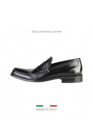 Mocasini Made in Italia LEONARDO NERO