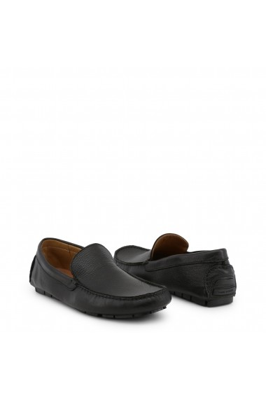 Mocasini Made in Italia ACQUARELLO_NERO Negru