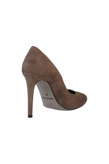 Pantofi cu toc Made in Italia MONICA CAMO-TAUPE