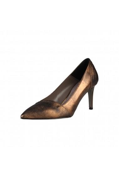 Pantofi cu toc Made in Italia SARA BRONZO