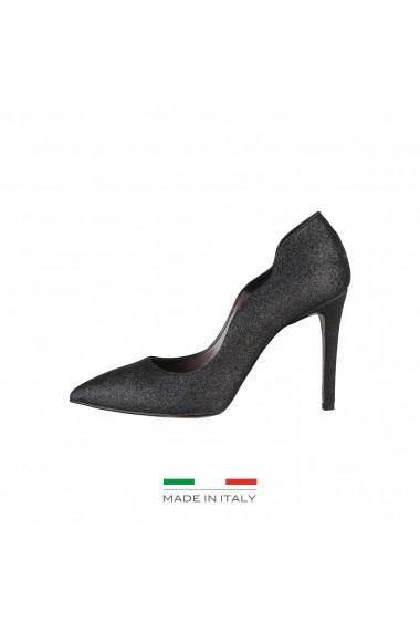 Pantofi cu toc Made in Italia FRANCESCA NERO