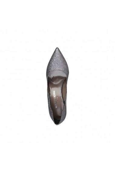 Pantofi cu toc Made in Italia FRANCESCA GRIGIO