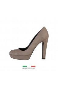 Pantofi cu toc Made in Italia ALFONSA TAUPE