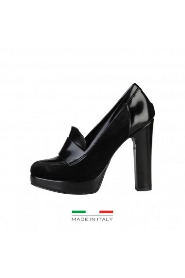 Pantofi cu toc Made in Italia CLARISSA NERO - els