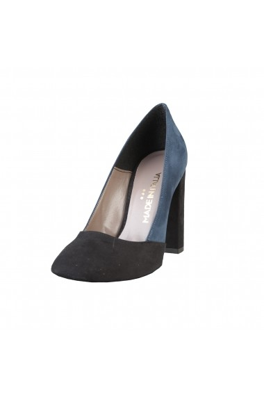 Pantofi cu toc Made in Italia GIADA NERO-BLU