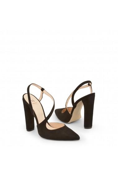 Pantofi cu toc Made in Italia DIAMANTE-CAM NERO - els