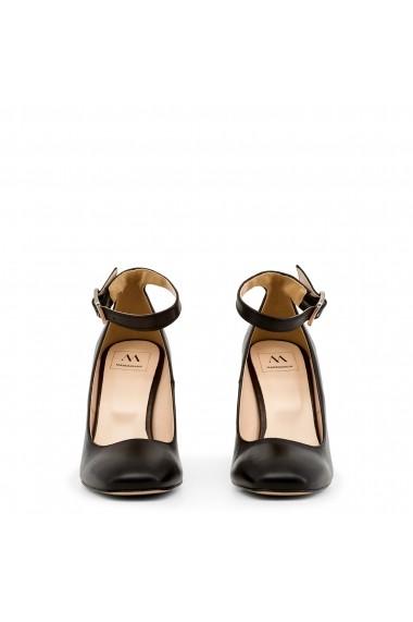 Pantofi cu toc Made in Italia LUCE-NAPPA_NERO Negru
