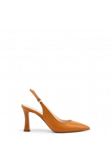 Pantofi cu toc Made in Italia MAGNOLIA_CUOIO