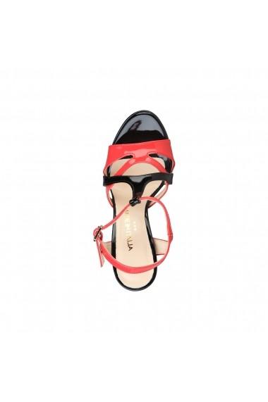 Sandale Made in Italia IOLANDA NERO-CORALLO