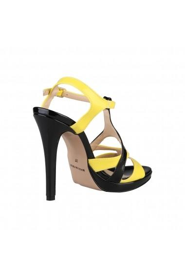 Sandale Made in Italia IOLANDA NERO-GIALLO
