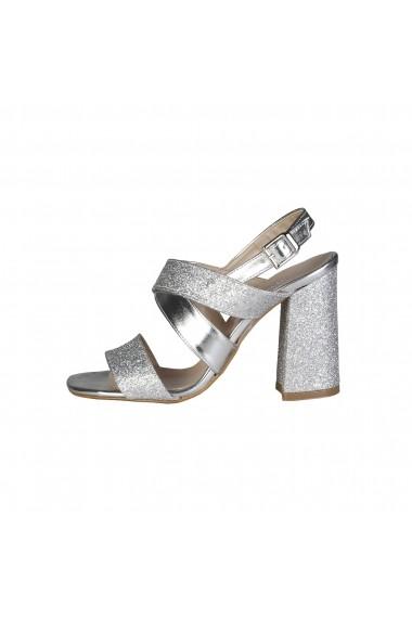Sandale Made in Italia VERA ARGENTO GLITTER argintiu