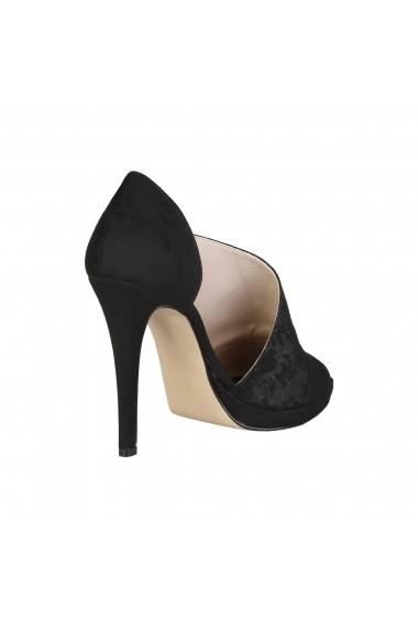 Sandale Made in Italia IOLE NERO COCARDE negru