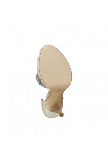 Sandale Made in Italia IOLE BEIGE COCARDE bej