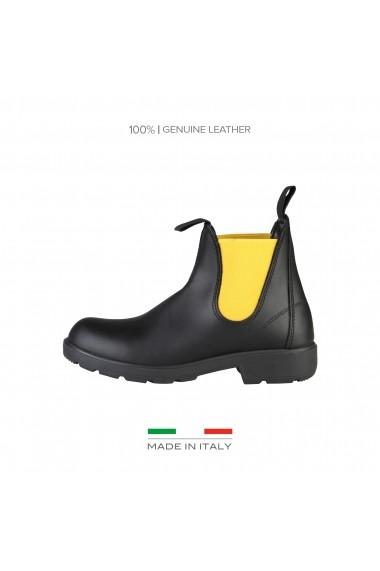 Ghete Made in Italia FRANCA_NERO-GIALLO