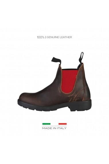 Ghete Made in Italia FRANCA_TMORO-ROSSO