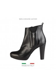 Botine Made in Italia CONCETTA NERO