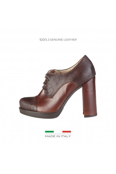 Botine Made in Italia SABRINA CIOCCOLATO