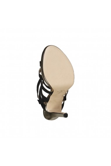 Sandale Made in Italia CLEO NERO MIRROR negru