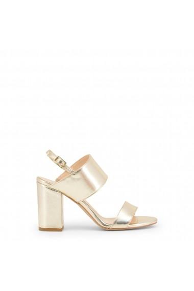 clasic prețuri incredibile vânzări la cald Sandale cu toc Made in Italia FAVOLA-NAPPA_PLATINO - FashionUP!
