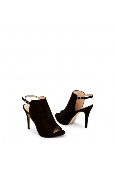 Sandale cu toc Made in Italia ALBACHIARA_NERO Alb