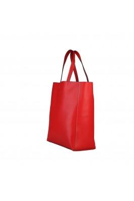 Geanta shopper Made in Italia AMANDA_ROSSO rosu