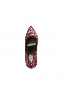 Pantofi cu toc Ana Lublin TOVE RED-DATE