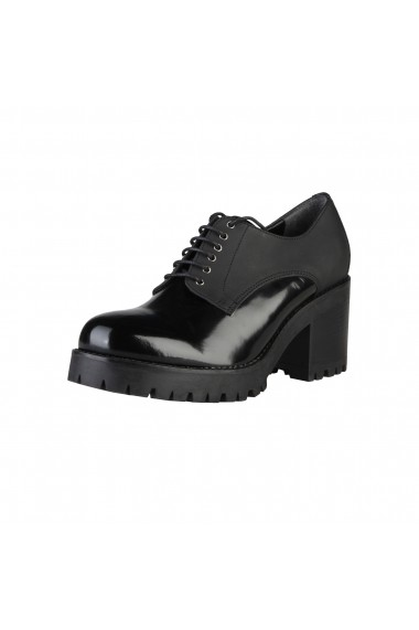 Pantofi cu toc Ana Lublin ELISABETH NERO negru
