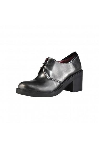 Pantofi cu toc Ana Lublin DESIRE SILVER