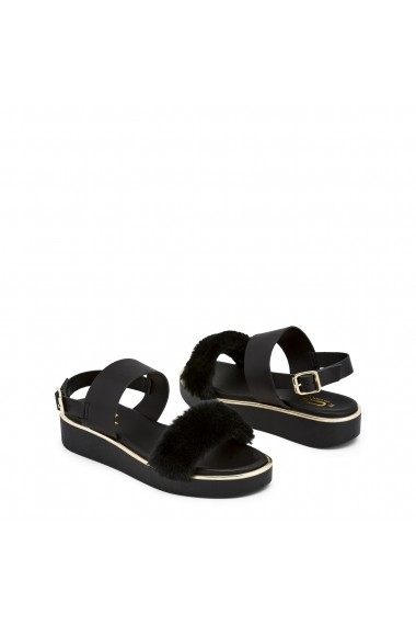 Sandale cu toc Ana Lublin IRINA_NERO Maro