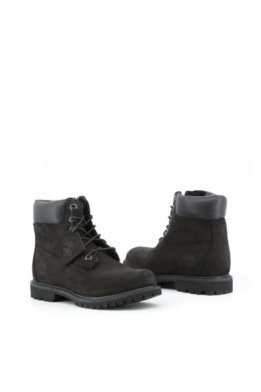 Ghete Timberland 6IN_PREMIUM-BOOT-BLACK Negru