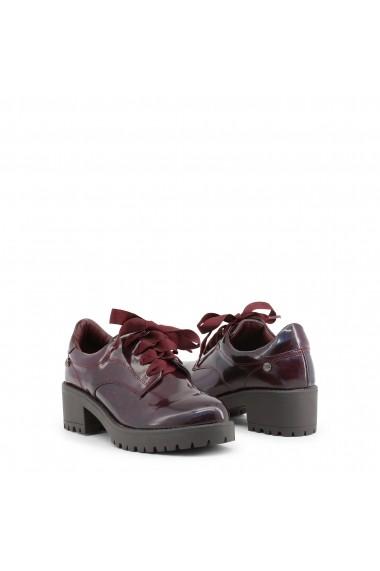 Pantofi Xti 47543_BURGUNDY Bordo