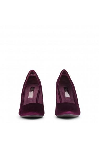 Pantofi cu toc Xti 30487 BURGUNDY Bordo