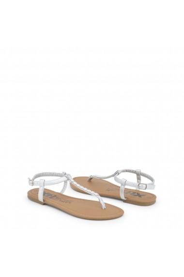 Sandale plate Xti 46998 PLATINO