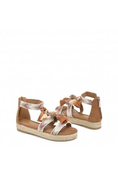 Sandale plate Xti 046902 CAMEL