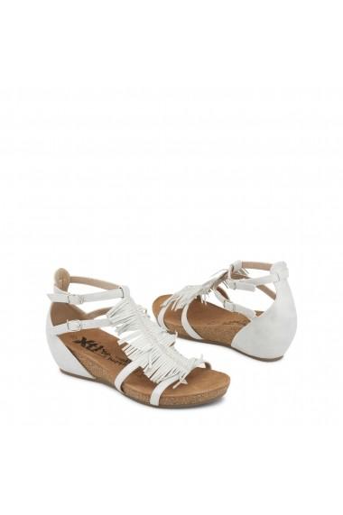 Sandale plate Xti 046557 PLATINO