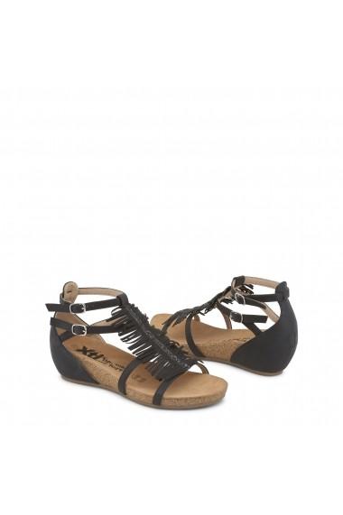 Sandale plate Xti 046557 NERO