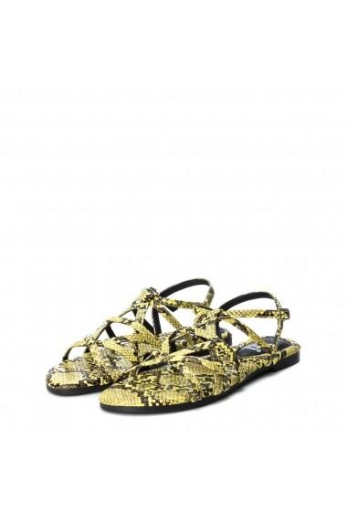 Sandale plate Xti 49578 PISTACHIO