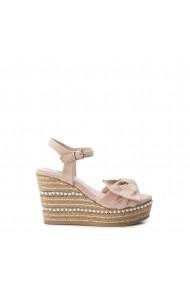 Sandale cu toc Xti 49073 NUDE