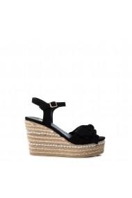 Sandale cu toc Xti 49073_BLACK