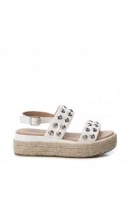 Sandale cu toc Xti 49066_WHITE