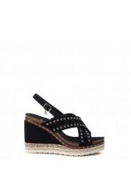 Sandale cu toc Xti 48922_BLACK