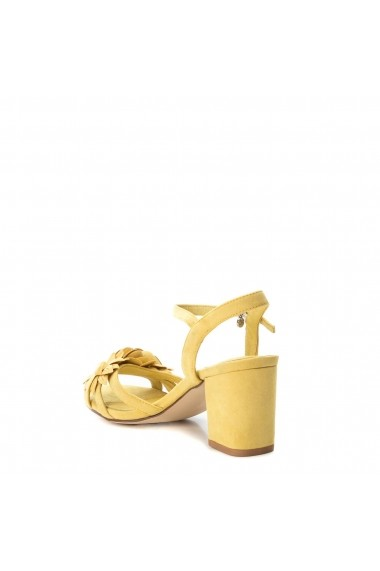 Sandale cu toc Xti 35043_YELLOW