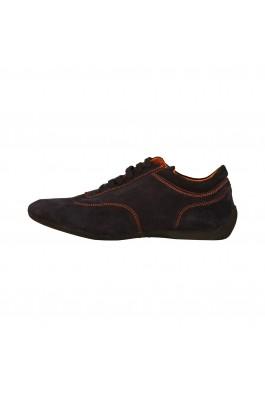 Pantofi sport Sparco IMOLA albastru inchis, din piele