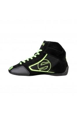 Pantofi sport pentru barbati marca Sparco YAS-MID NEROFLUO