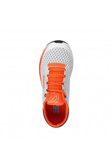 Pantofi sport Sparco DAYTONA_BIANCO-ARANCIO alb