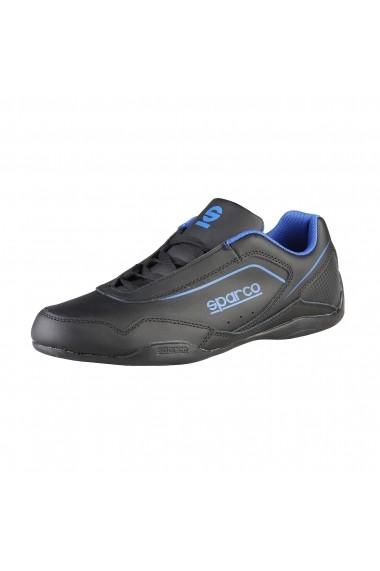 Pantofi sport Sparco JEREZ NERO-BLUE negru