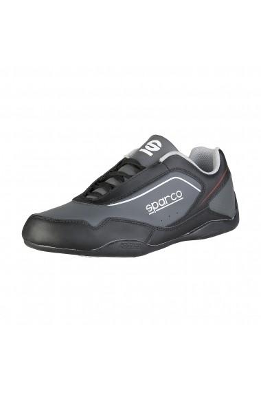 Pantofi sport Sparco JEREZ NERO-ROSSO